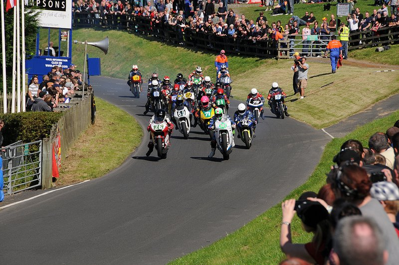 Oliver's Mount Road Racing