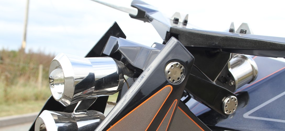bespoke fasteners for motorcycles
