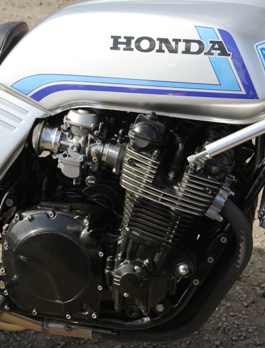 Swapping engines in motorcycles