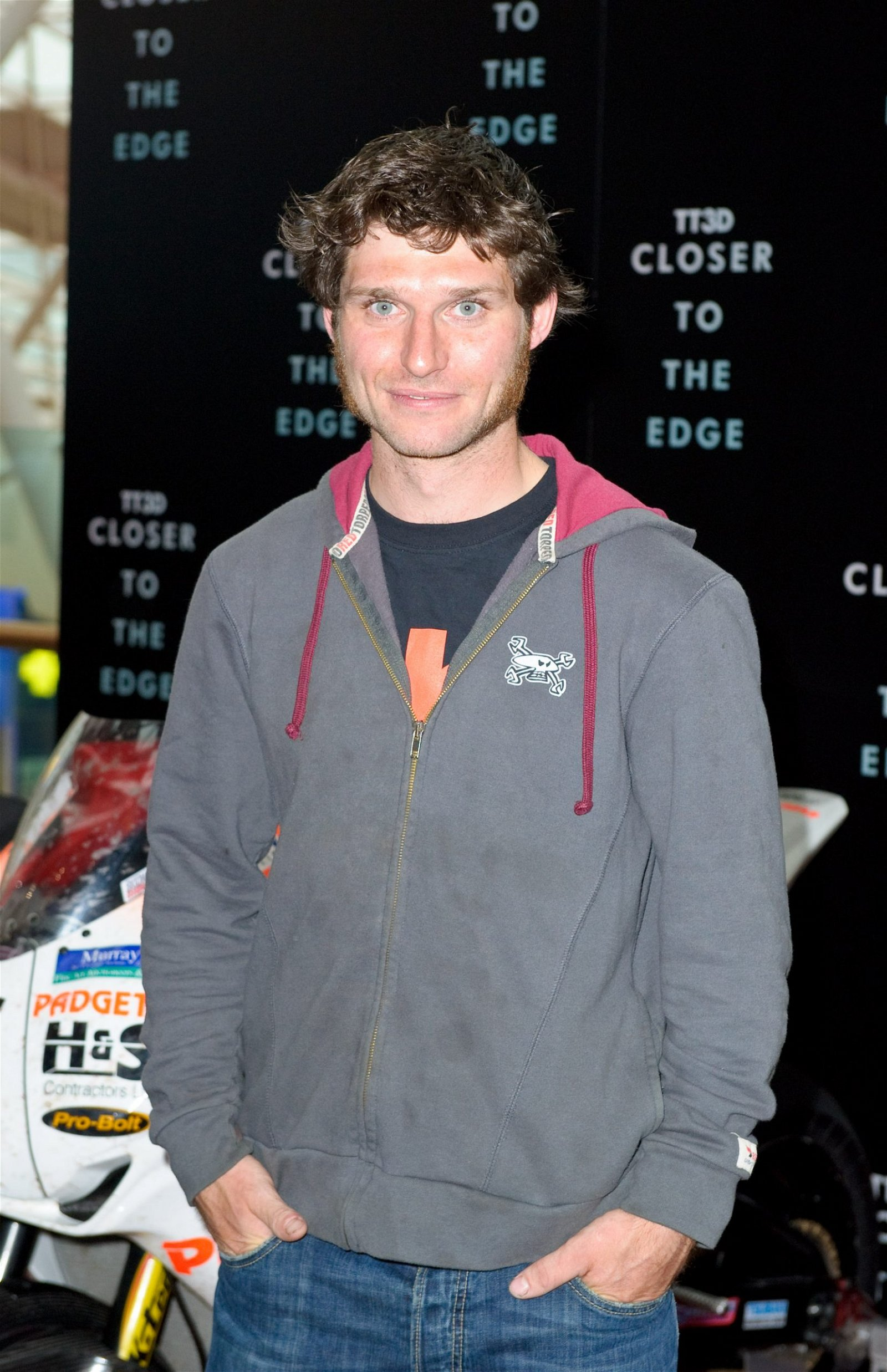 Guy martin image courtesy of iomtt.com