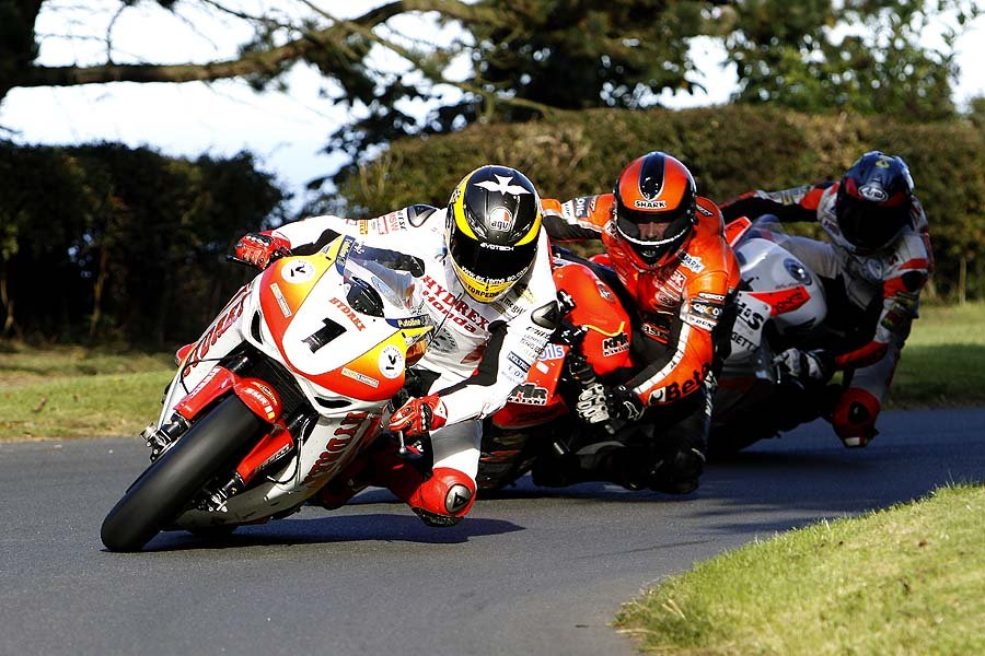 Guy Martin 2009 credit Phil Wain's Family Archive