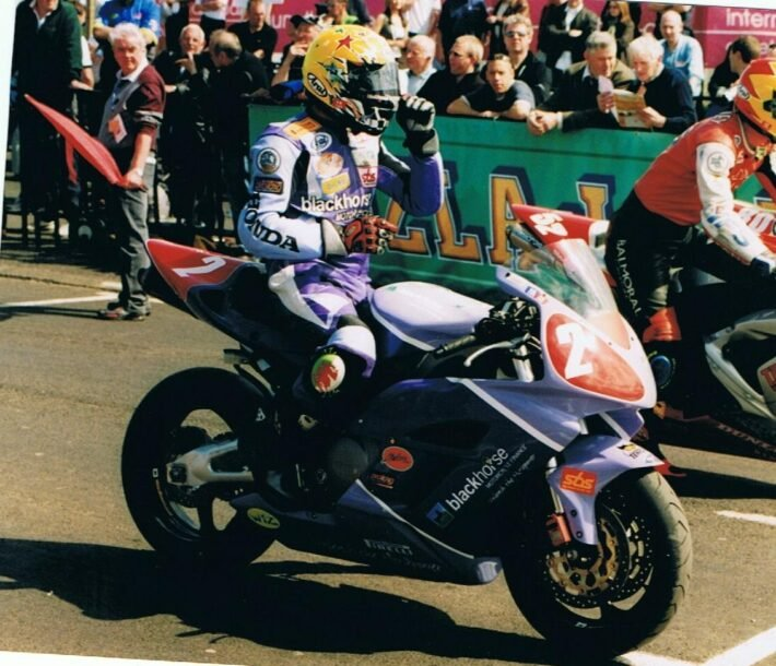 Ian Lougher credit Phil Wain's Family Archive