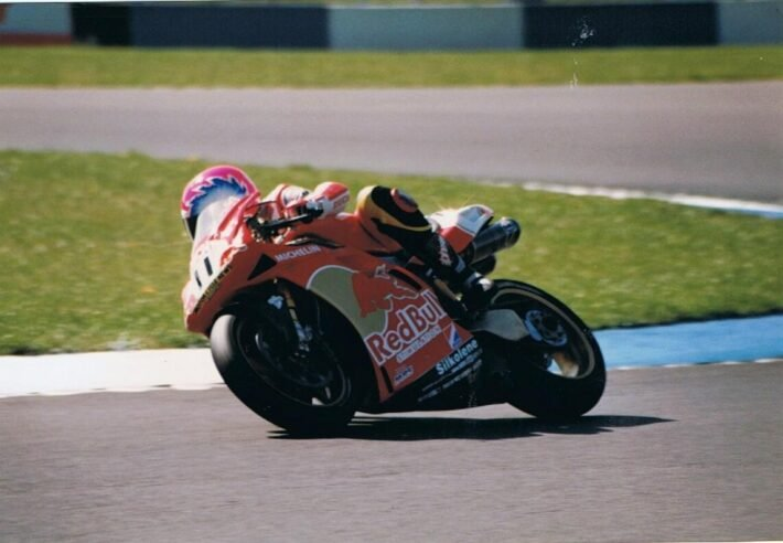 Steve Hislop credit Phil Wain's Family Archive