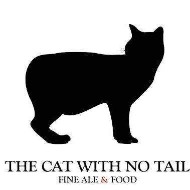 cat with no tail logo