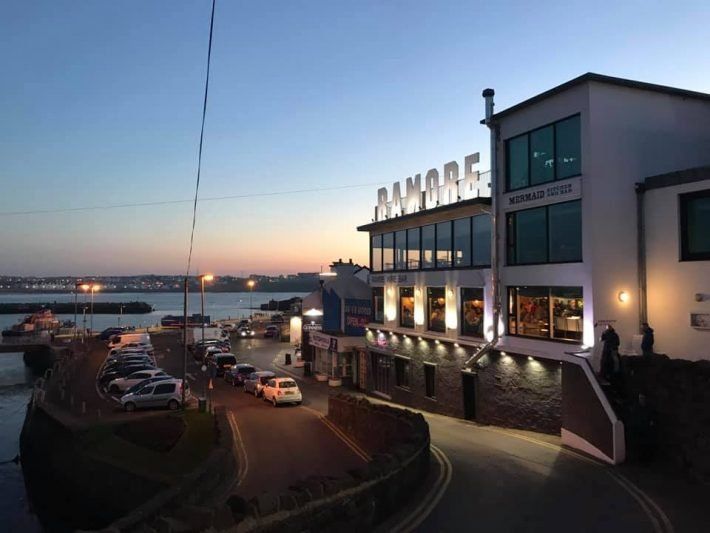 Ramore, The Harbour Bistro credit Official Facebook Page