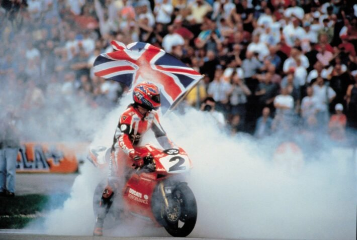 Carl Fogarty official FB page