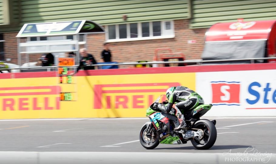 Peter Hickman enjoying one of his best BSB seasons to date.