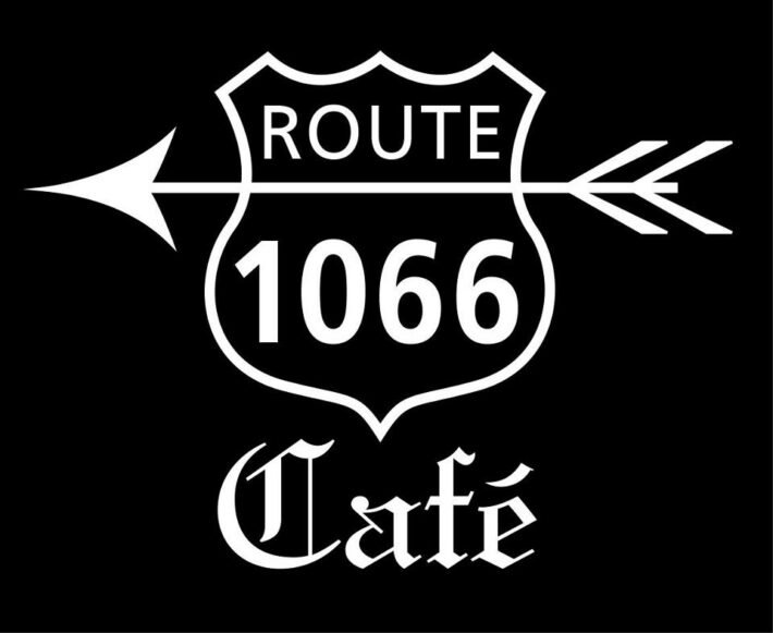 Route 1066 Cafe Logo credit FB