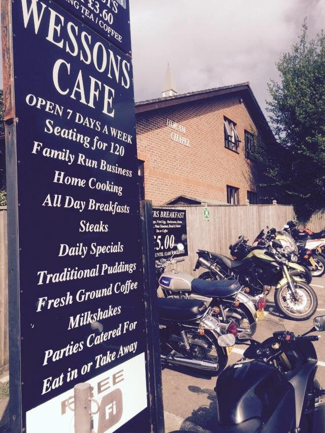 Wessons cafe sign credit facebook