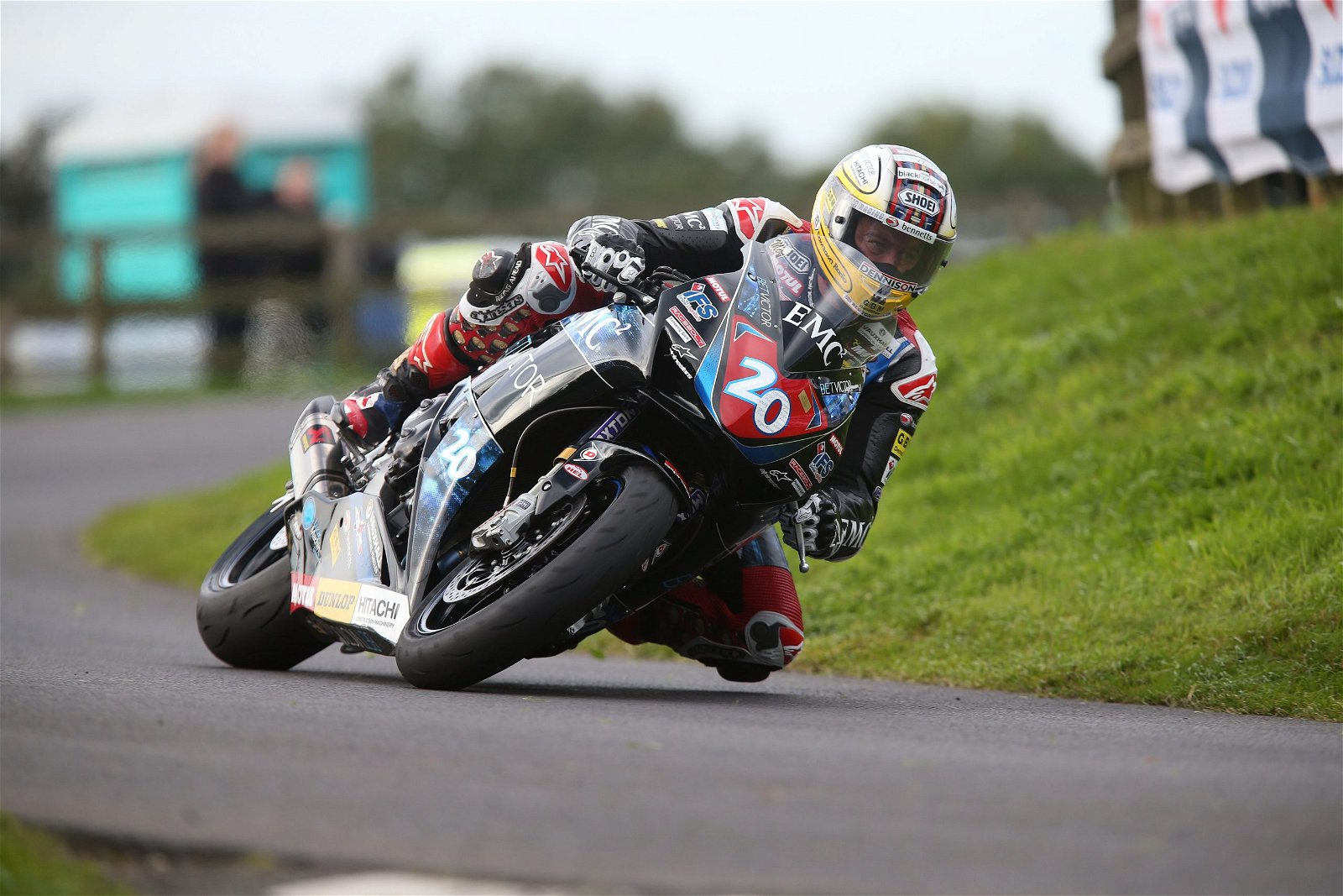 McGuinness is back for his 20th year at Scarborough credit Stephen Davison Pacemaker Press International