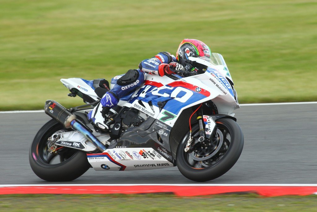 Laverty racing for Tyco