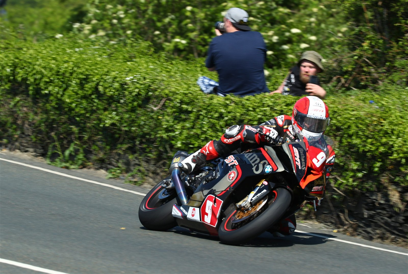Michael Rutter and Batham SMT Racing