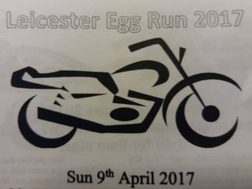 image credit leicester Egg Run 2017