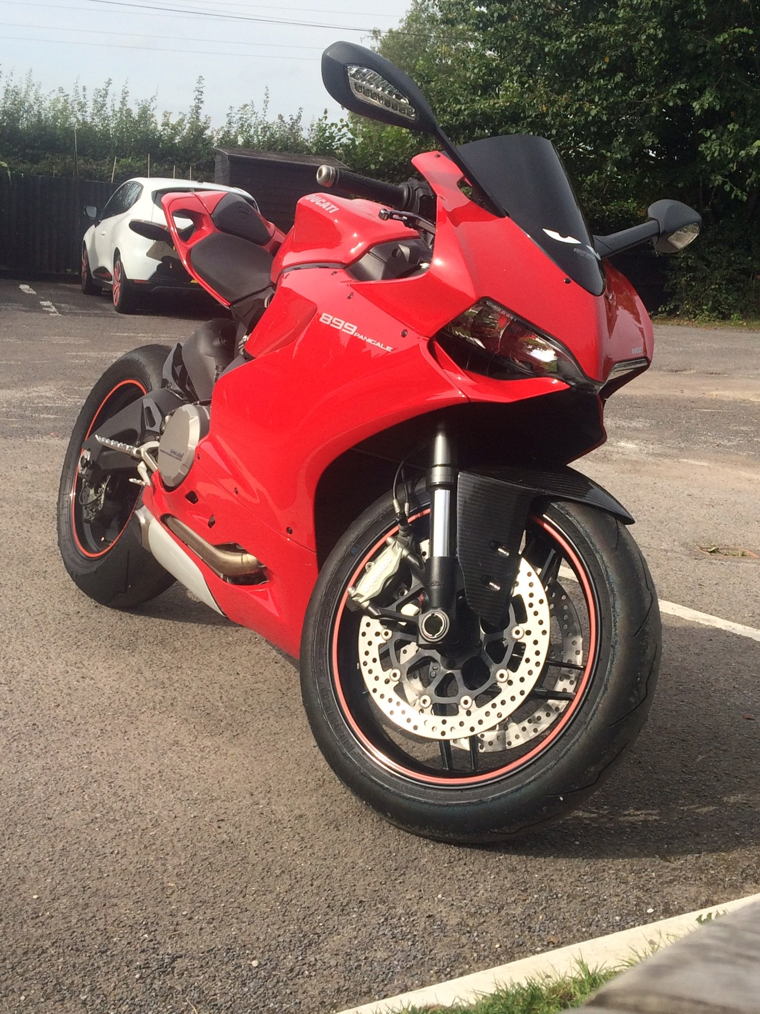 Dawg – Ducati 899 Panigale