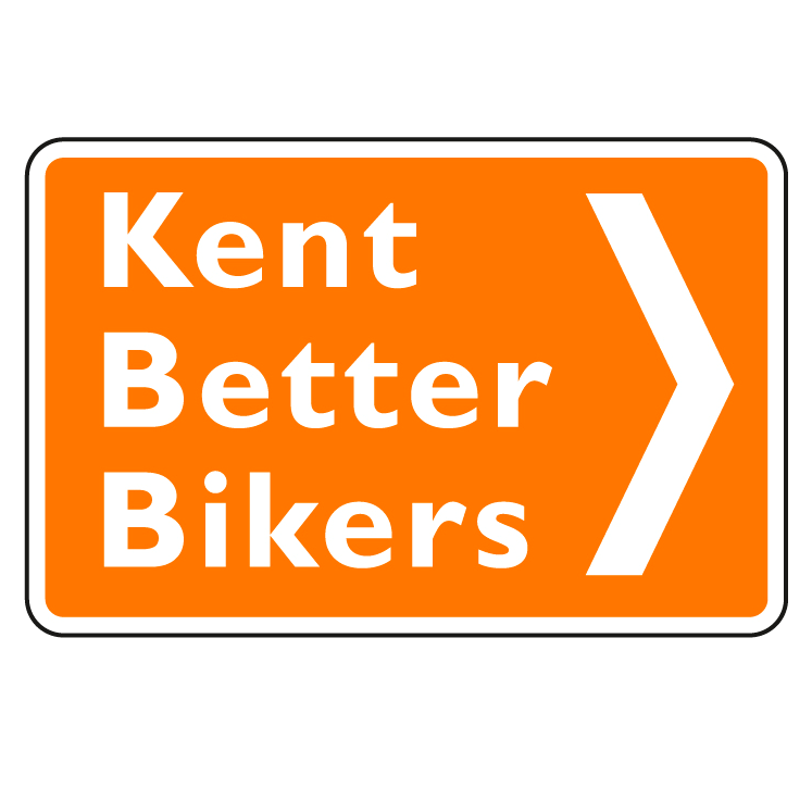 Kent Better Bikers Logo