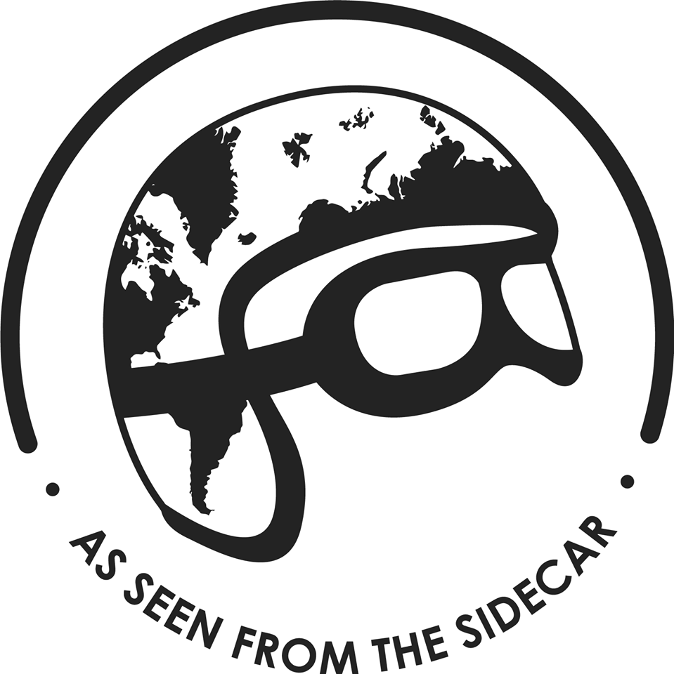 As Seen From The Sidecar Logo