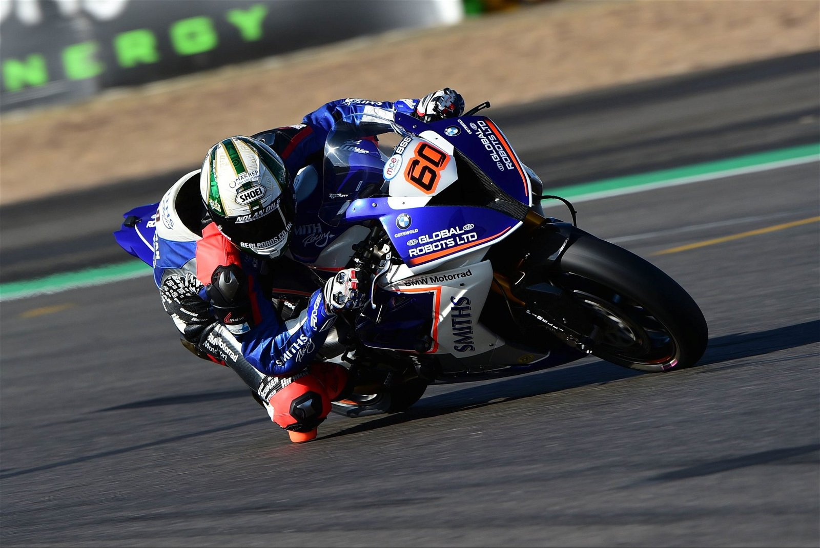 Peter Hickman in BSB 2017 action credit Jon Jessop Photography