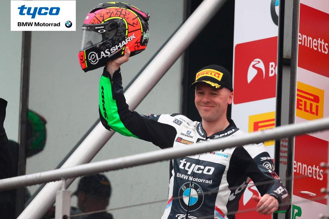 Michael Laverty has had an impressive start to the season credit Double Red