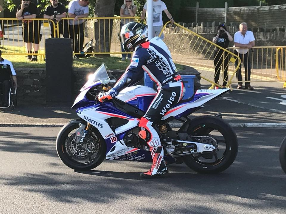Hickman will be delighted with his night's work @peterhickman60 Facebook page
