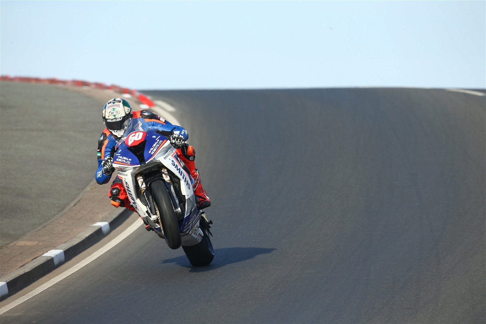 Can Rutter take the top step at the North West 200? credit Double Red