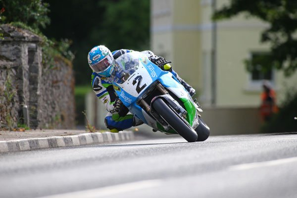 Dean Harrison is very much the one to watch credit iomtt.com