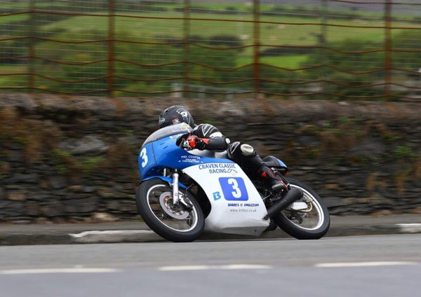 Jamie Coward put in great performances at the Classic TT credit iomtt.com