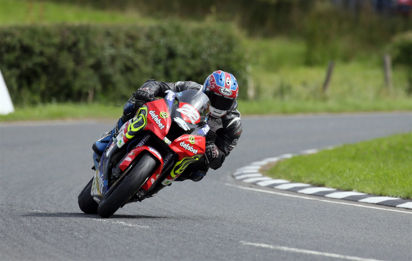 Jordan took full advantage while riding for the Dafabet Devitt Racing team credit Pacemaker Press International