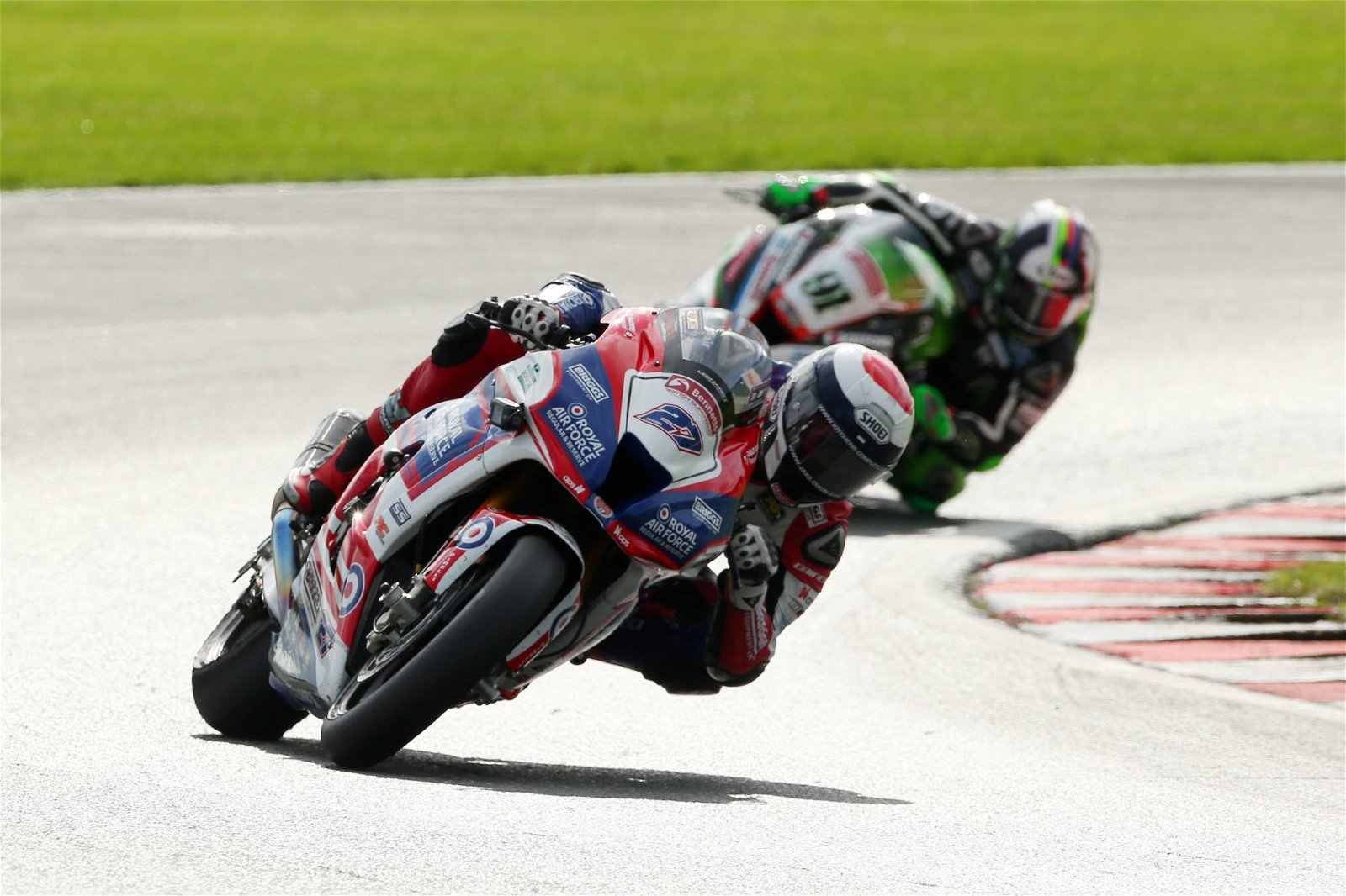 Haslam and Dixon are the frontrunners credit Tim Keeton (Impact Images Photography)