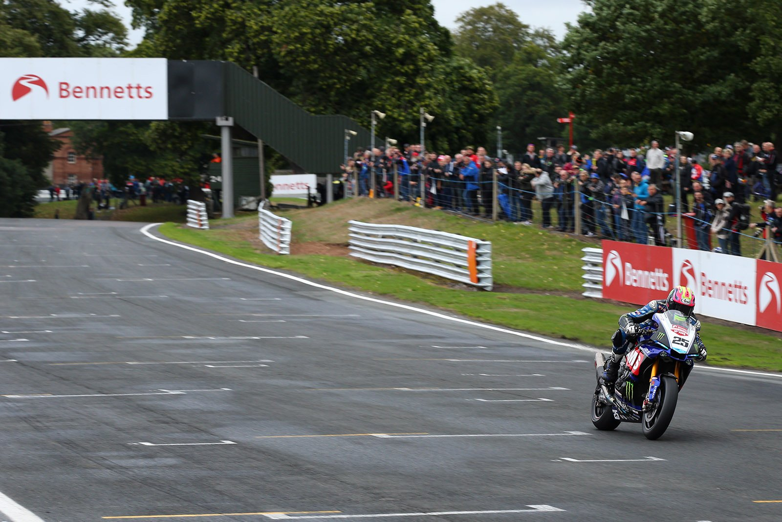 Josh Brookes will be disappointed with the weekends results credit Tim Keeton (Impact Images Photography)