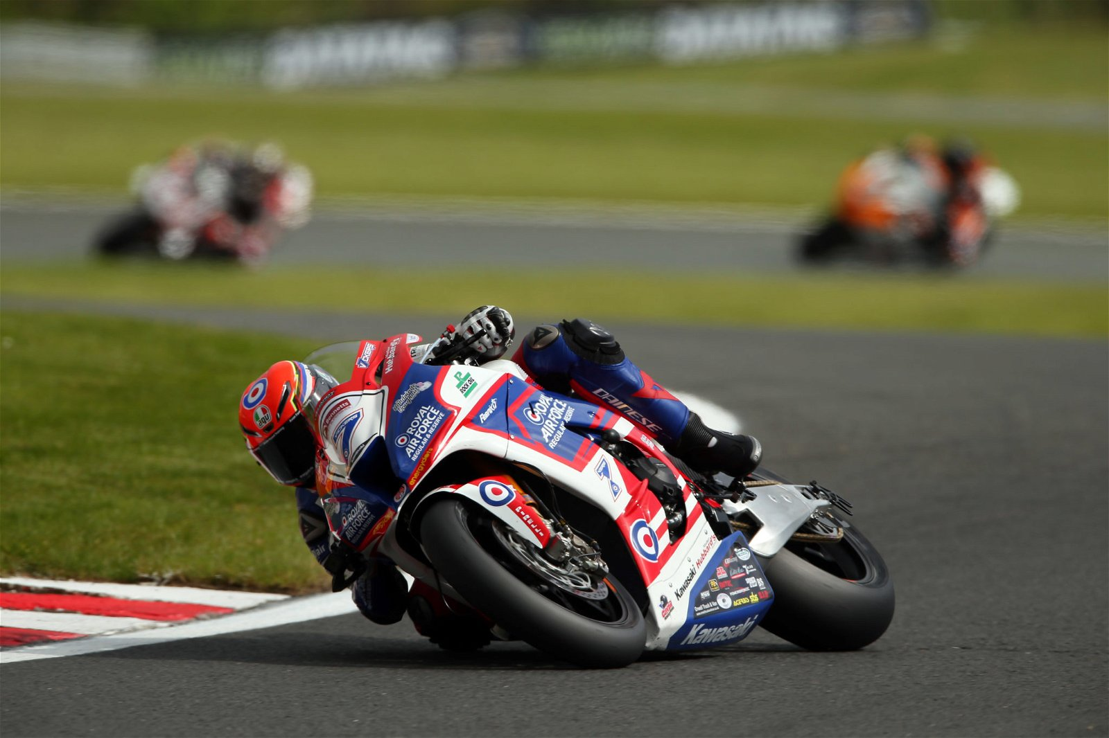 BSB Round 2, Oulton Park Ryan Vickers