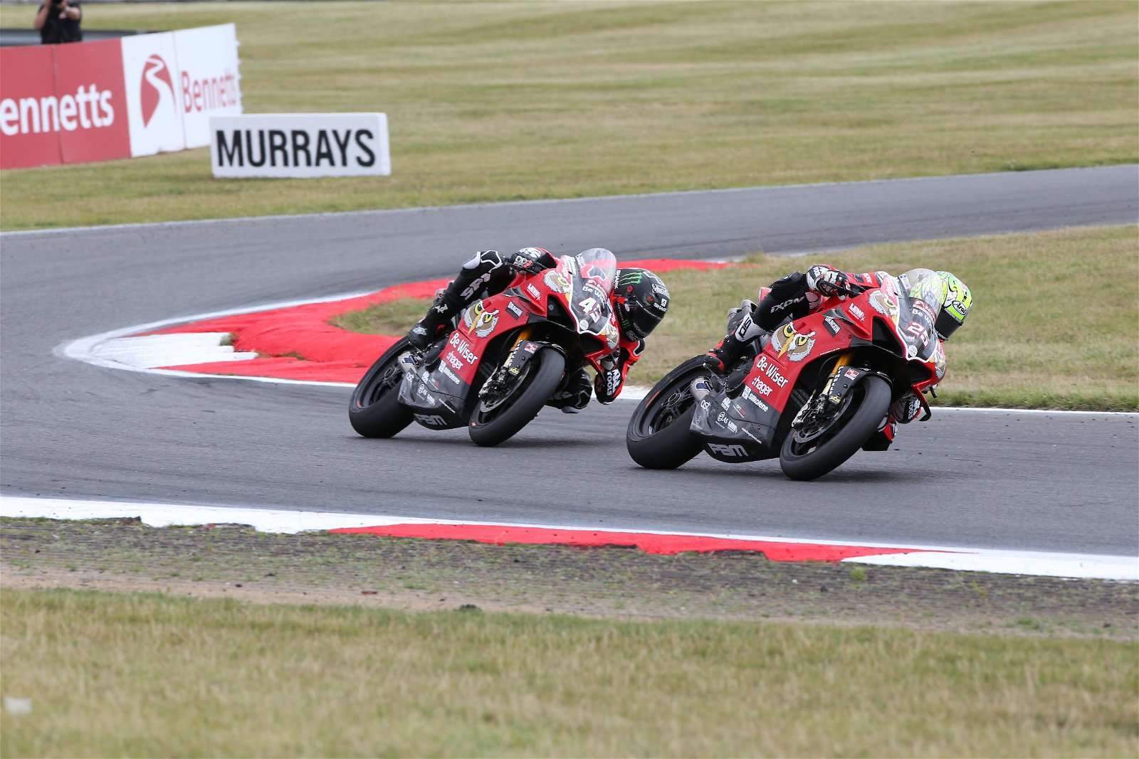 Brookes and Redding BSB Snetterton 2019