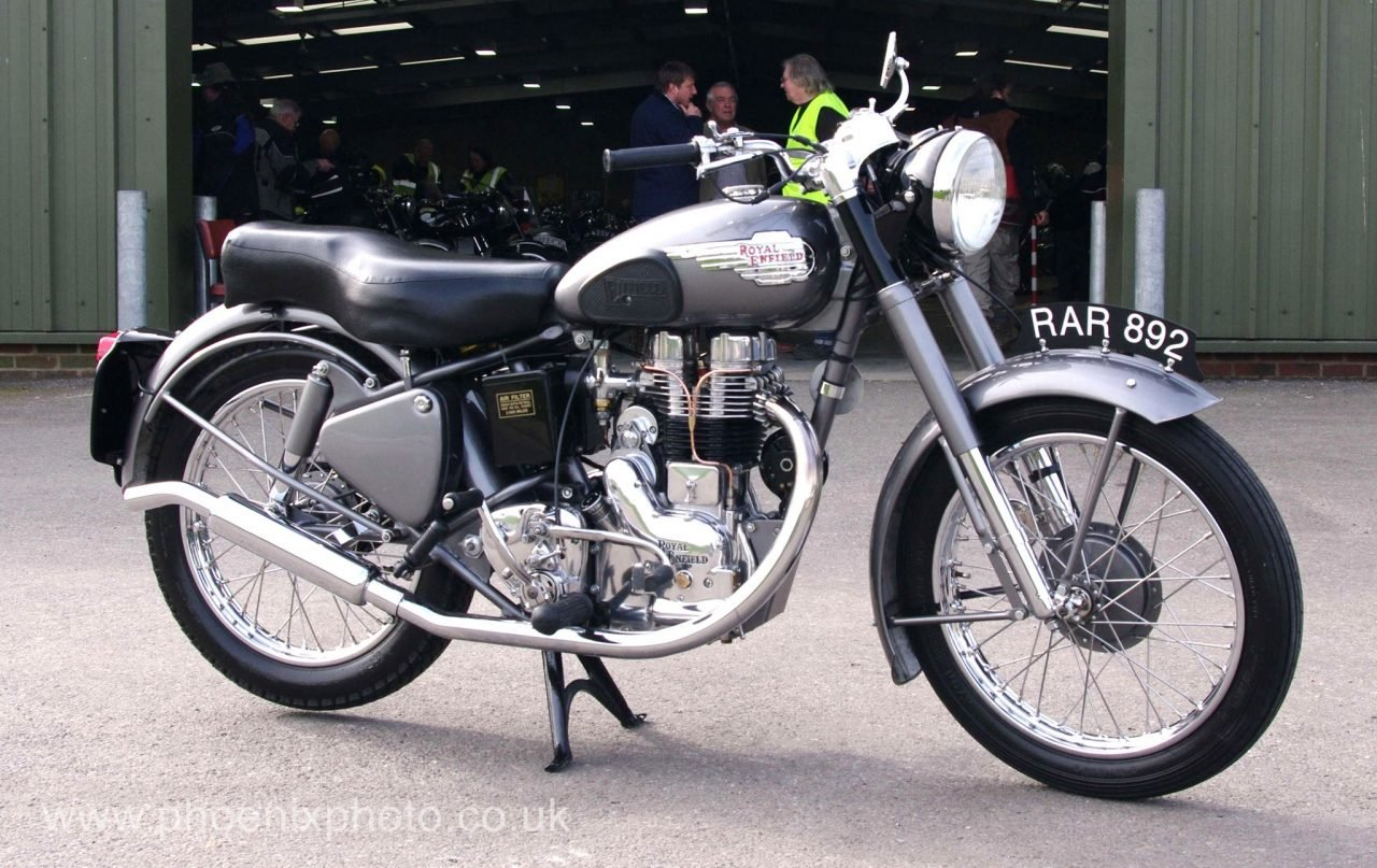 South of England Classic Motorcycle Show 2019