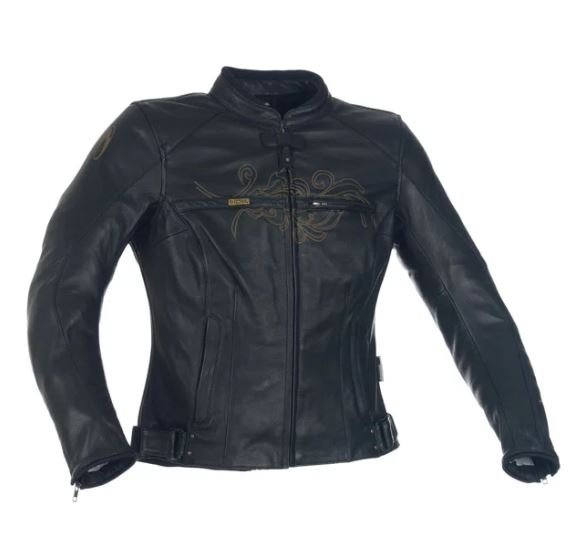 Richa Ladies Montannah Leather Motorcycle Jacket