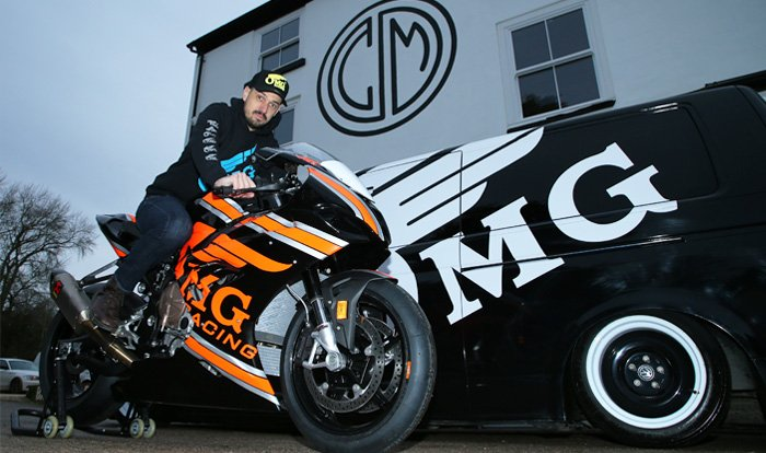 James Hiller will be racing for OMG Racing in 2020