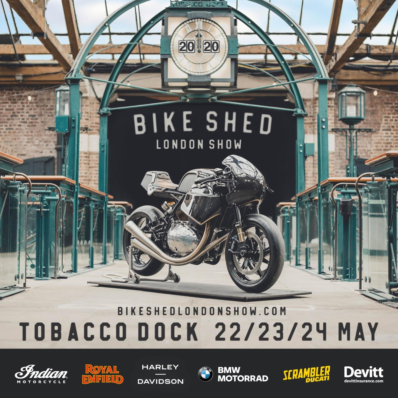 the bike shed 2020