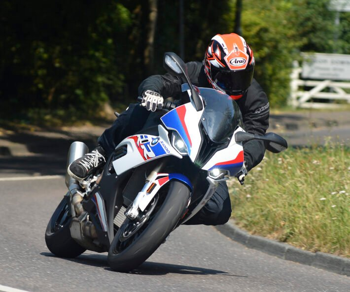 BMW S1000RR Road Test